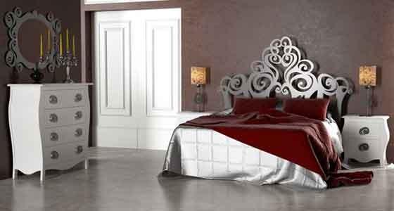 Dormitorios de Forja de Forjamark, donde ponemos a tu disposición una extensa colección de Dormitorios de Matrimonio y Dormitorios Juveniles, además de camas, cabeceros, cabeceros de forja, mesas de noche, cómodas, espejos, sinfoniers y cualquier otro complemento para tus dormitorios.