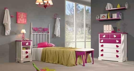 Dormitorios Juveniles de Forjamark, donde ponemos a tu disposición una extensa colección de Dormitorios Juveniles, completos, en los que la forja juega un papel especial y de los cuales puedes añadir cualquier otro complemento que pueda interesarte o descontar el que no te interese.