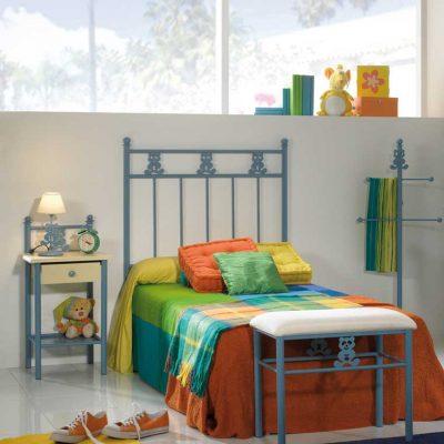 Dormitorio Juvenil de Forja Carim