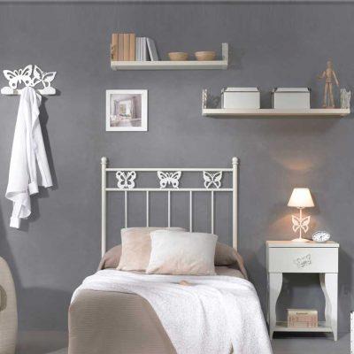 Dormitorio Juvenil de Forja Mar