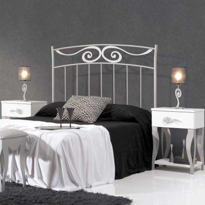 Dormitorio Matrimonio de Forja Ana