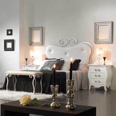 Dormitorio Matrimonio de Forja Andrea