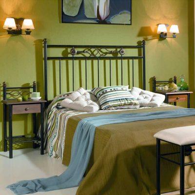 Dormitorio Matrimonio de Forja Ara