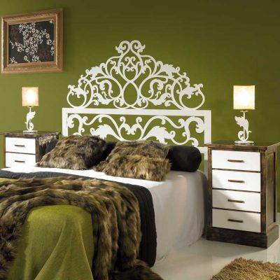 Dormitorio Matrimonio de Forja Dayra