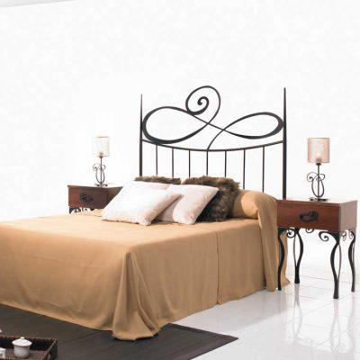 Dormitorio Matrimonio de Forja Elena