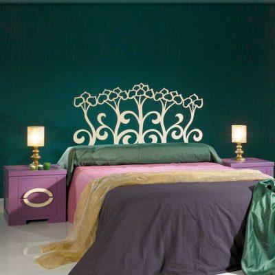 Dormitorio Matrimonio de Forja Elodie