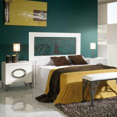 Dormitorio Matrimonio de Forja Grace