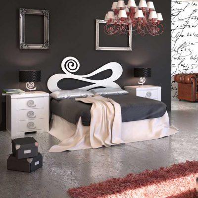 Dormitorio Matrimonio de Forja Hellen