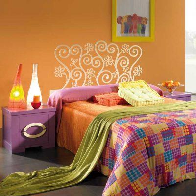 Dormitorio Matrimonio de Forja Isaura