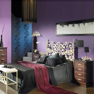 Dormitorio Matrimonio de Forja Isis