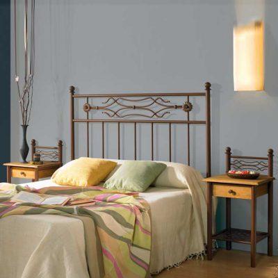Dormitorio Matrimonio de Forja Julia
