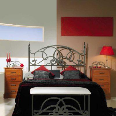 Dormitorio Matrimonio de Forja Kirian