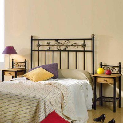 Dormitorio Matrimonio de Forja Marta
