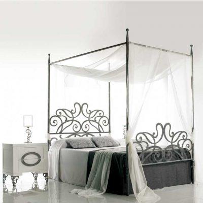 Dormitorio Matrimonio de Forja Medea