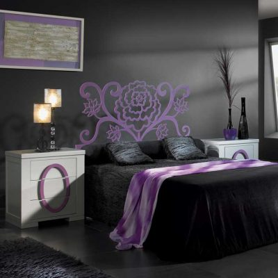 Dormitorio Matrimonio de Forja Mirto