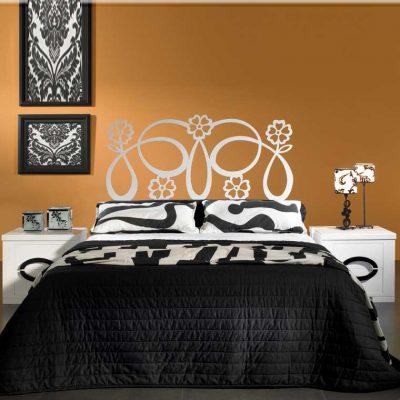 Dormitorio Matrimonio de Forja Galatea