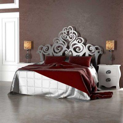 Dormitorio Matrimonio de Forja Gizane