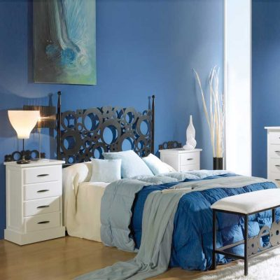 Dormitorio Matrimonio de Forja Lina